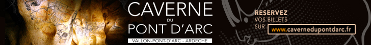 Caverne du Pont d'Arc - Billets