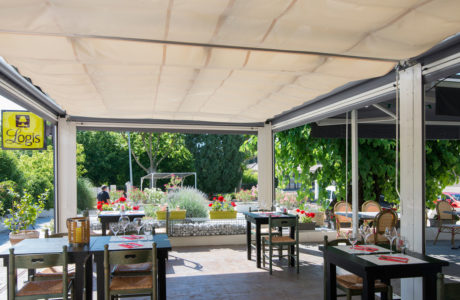 Hotel Restaurant Le Clos Charmant Vallon Pont d'Arc